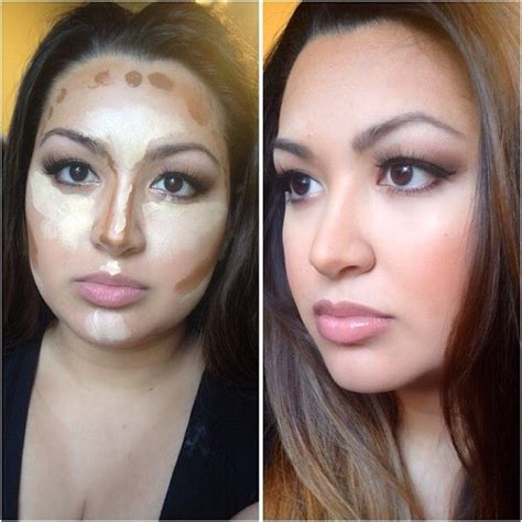 marys extreme makeover face nose and body 17 best images about power of contouring on pinterest