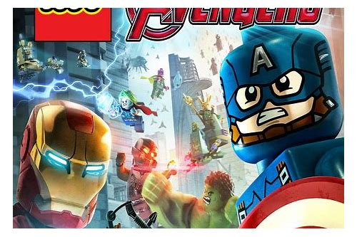 descargar save lego marvel super heroes 2 game
