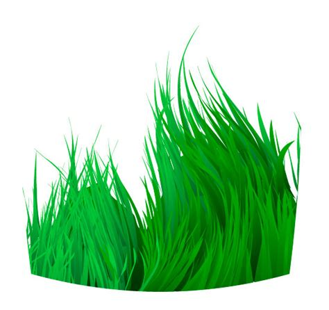 grass pattern drawing craft a dramatic vector landscape environment