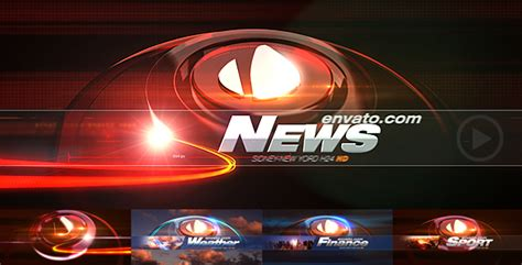 cinema 4d templates envato news c4d videohive