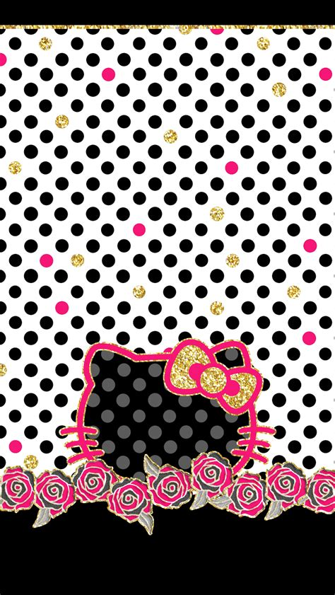 wallpaper hello kitty glitter hello kitty 2016 wallpapers wallpaper cave
