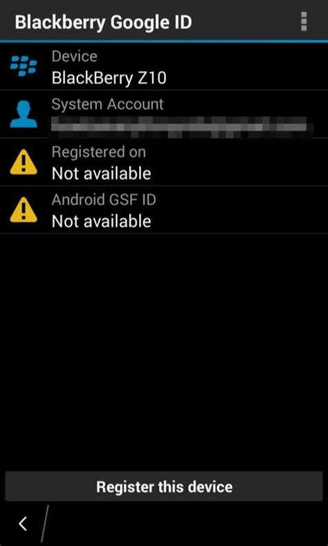 install play store to blackberry blackberry help