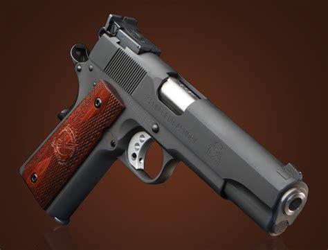 Springfield 1911 Range Officer Review by Handgun Review Springfield Armory 9mm 1911 Range Officer