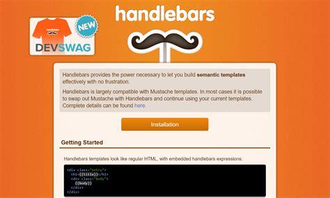 best jquery template engine images templates design ideas