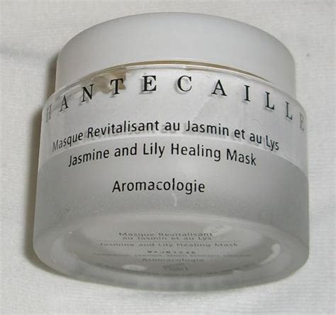 Chantecaille Detox Clay Mask Review by Blushed Wombat Chantecaille And Healing