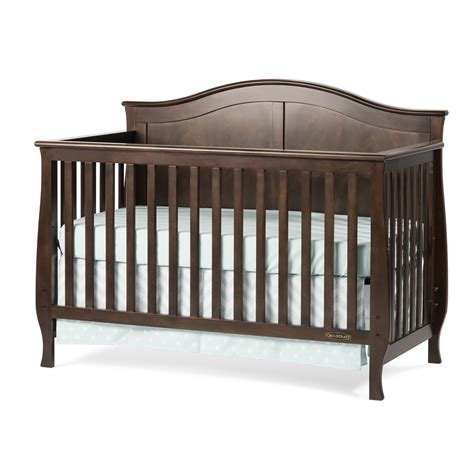 No Crib by Camden 4 In 1 Convertible Crib Child Craft