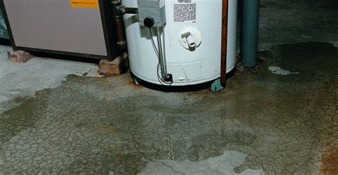 water heater tank leaking from bottom water heater leaking here s what to do