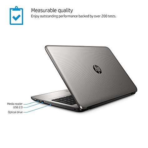 Memory Hp 128gb hp 15 ay013nr 15 6 quot hd laptop 6th generation i5 8gb ram 128gb ssd with windows 10