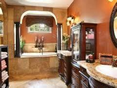 25 best ideas about burnt orange bathrooms on orange bathroom paint burnt orange