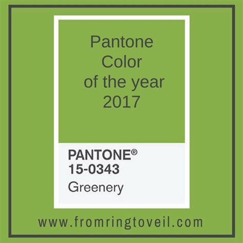 pantone colour of the year 99 pantone color of the year from ring to veil wedding planning podcast