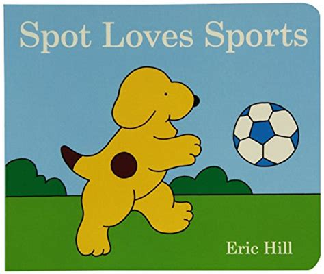 Warne Import Spot Goes Shopping By Eric Hill Buku Anak