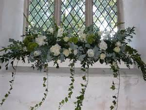 Flower Vases For Weddings Church Wedding Flowers Sonning Flowers