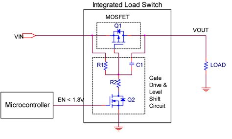 integrator circuit using mosfet integrated or discrete load switch which one should you use part 2 of 2 ee times