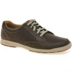 Clarks Shoes Clarks Stafford Park Mens Lace Up Casual Shoes Charles