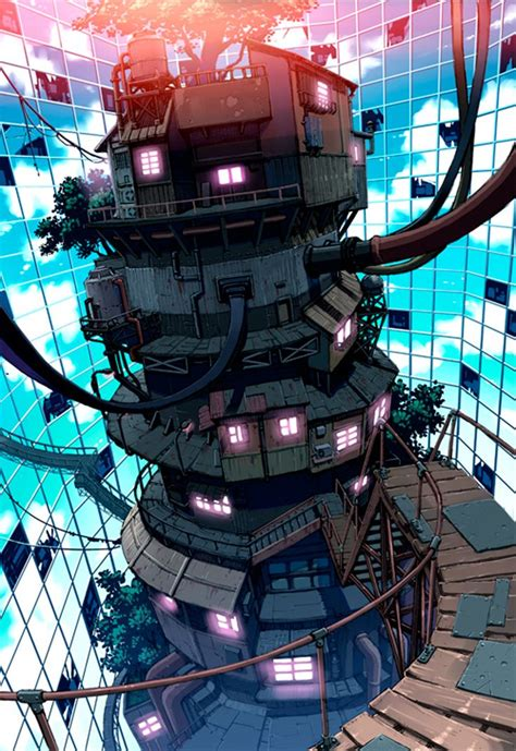cyberpunk for the home pinterest cyberpunk nest and tatsuwo can i move into this cyber punk hippie miyazaki