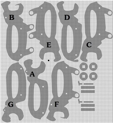 pattern on wood crossword clue woodmarvels volume 3 is out