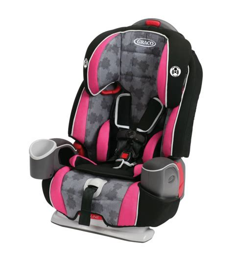 car seat 3 in one graco argos 65 3 in 1 booster car seat fiona