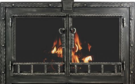 stylish stoll fireplace doors awesome design images home