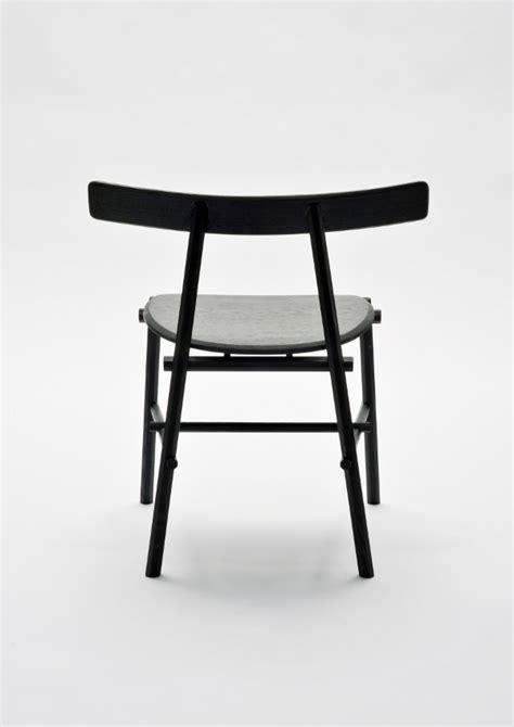 ronin la chaise inspiration japonaise par frederik