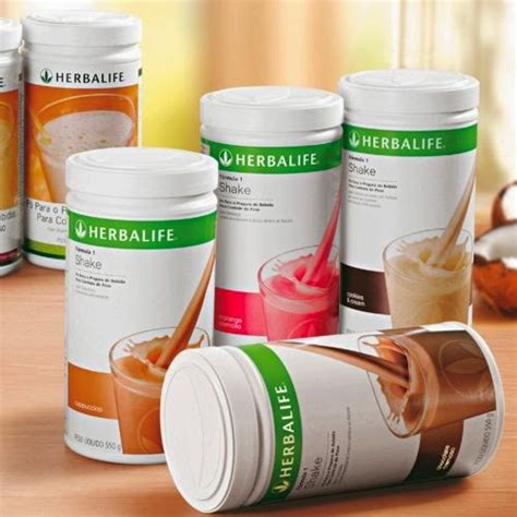 Herbalife Suplemen Makanan nutritional shake mix formula 1 cara menjadi gemuk