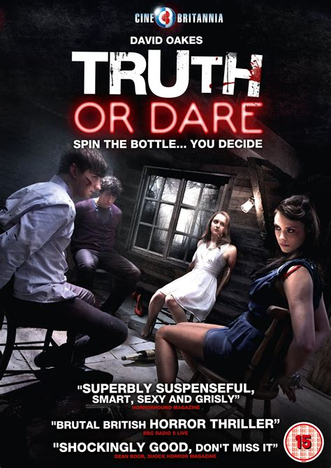 Sundance Cruise Giveaway - truth or dare dvd 2d we are movie geeks