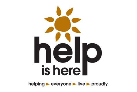 Help Is Here Zafucom by Help Is Here Logo