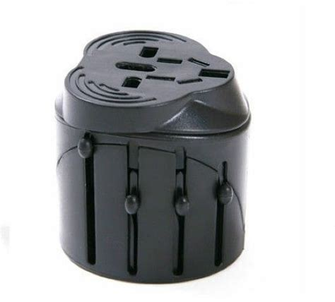 Travel Universal Socket All In One Colokan Serbaguna Adapter Adaptor souq all in one universal travel power charger ac