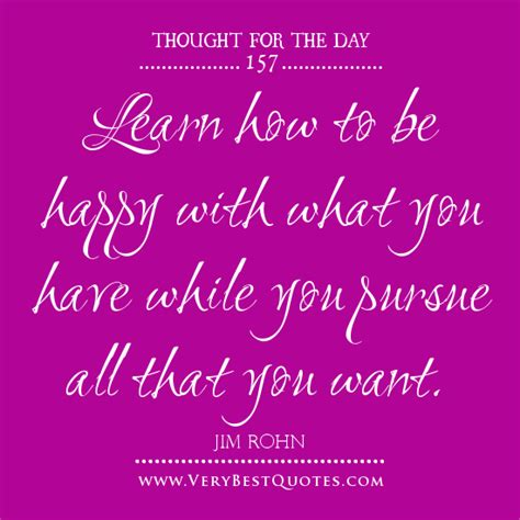 happy thoughts quotes for the day quotesgram