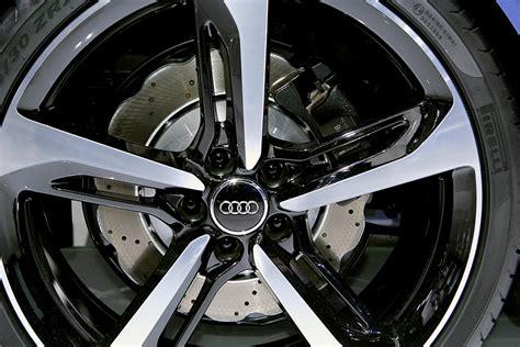 audi brakes and rotors 2014 detroit auto show cranky driver
