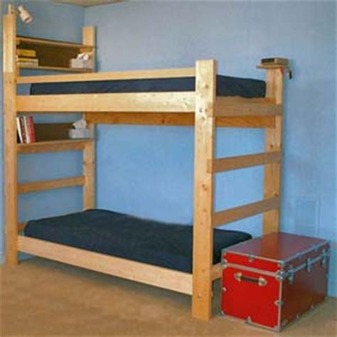 how to make bunk beds heavy duty bunk bed wtih desk nationalfurnishing com