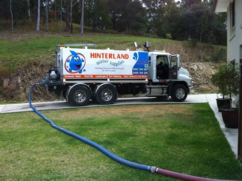 water hinterland water supplies gold coast