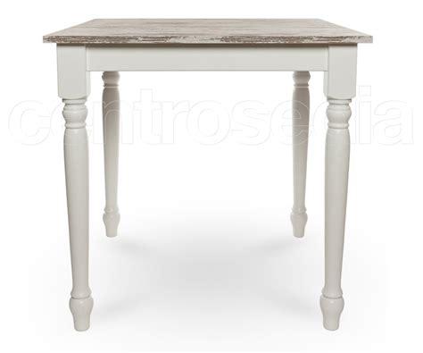 tavolo vintage tavolo legno shabby chic con gamba tornita tavoli