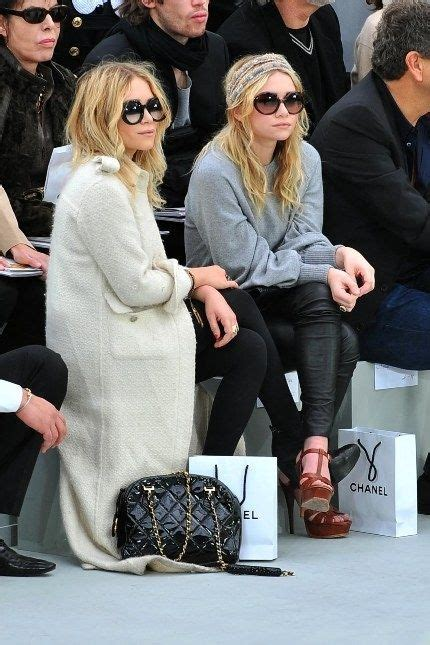 fashion icon of the day the olsen twins f a s h i o n