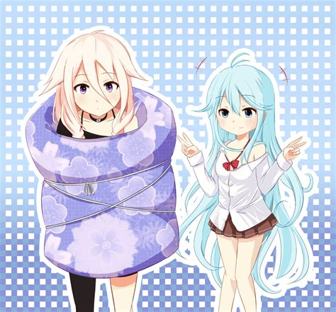 erio touwa futon futon wrapping doesn t seem so bad after all vocaloid x