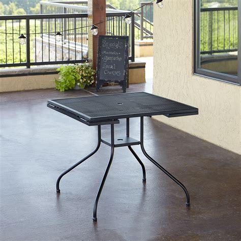 grand resort drop leaf table