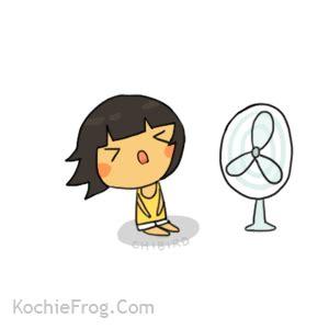 Kipas Lucu Kartun Dan Line 1 9 dp bbm panas banget terbaru kochie frog