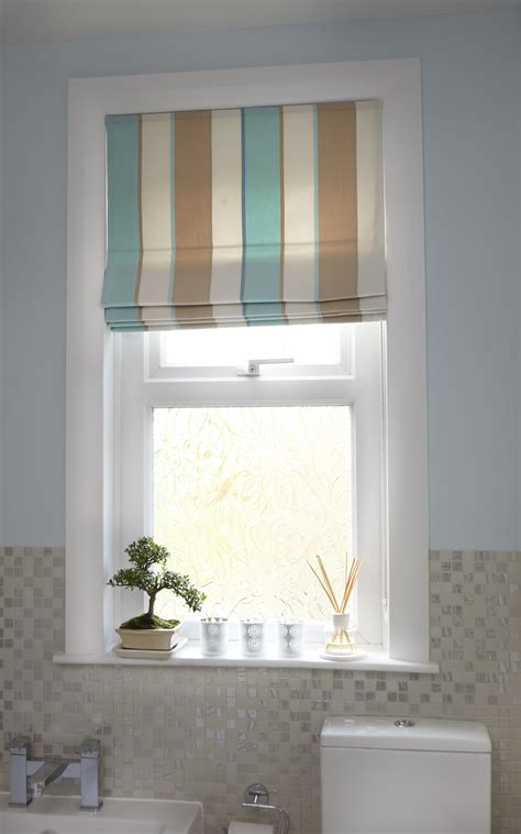 15 ideas of bathroom blinds curtain ideas