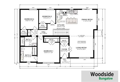 woodside homes floor plans