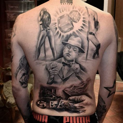men back tattoos 110 back designs for designs