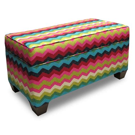 Funky Storage Bench 115 Best Images About The Chevron Board On