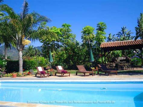 teneriffa haus mit pool barrierefreies haus auf grandioser finca mit pool und