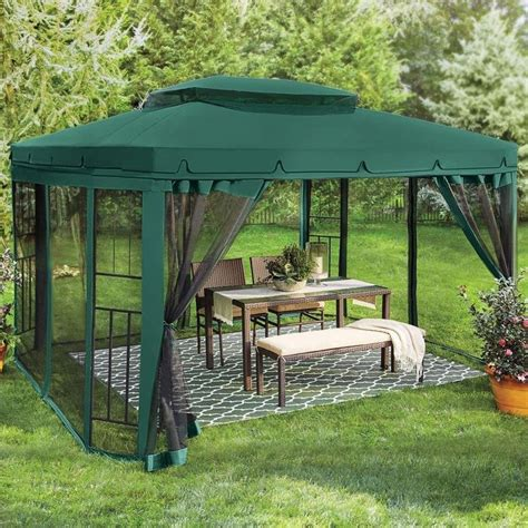 woods screen house with awnings gazebo design glamorous 8x8 screen gazebo backyard screen