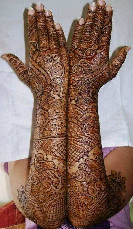 best bridal mehndi design in steps beautiful top 50 bridal mehndi designs for front and back