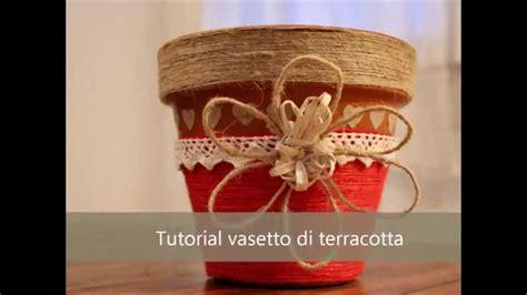 vasi coccio tutorial vaso di terracotta