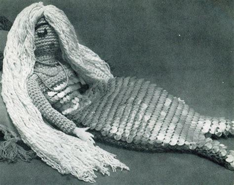 mermaid rubber sts mermaid pajama bag pattern crochet patterns