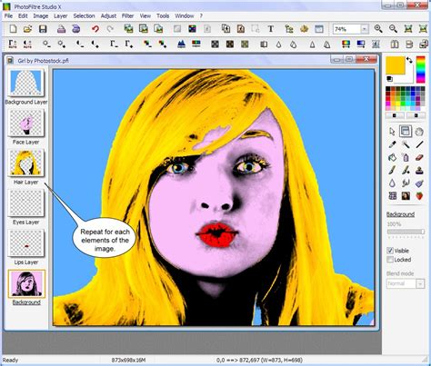html tutorial image gallery imagelys picture styles tutorials from photofiltre