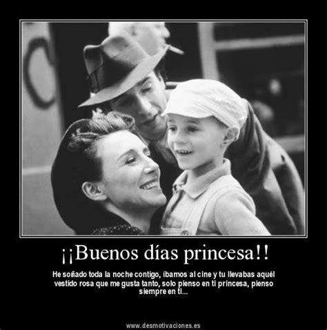 buenos d as princesa la vida es bella youtube buenos d 237 as princesa la vida es bella la vita 233 bella