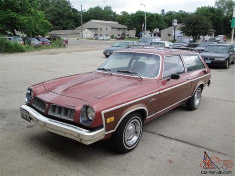 1975 pontiac astre pontiac astre car classics