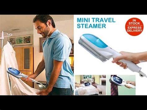 Seterika Uap Pakaian Garment Steamer Philips Gc 518 20 tvc tobi steam wand seterika uap doovi