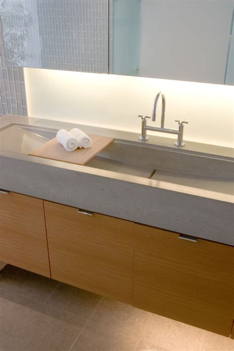 cement bathroom sinks concrete sinks and fossils dallas tx dallas home